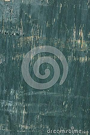 Blått grungeträ för bakgrund