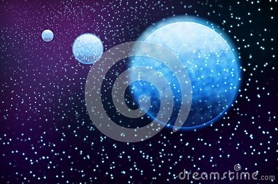 Blue 3 Planet