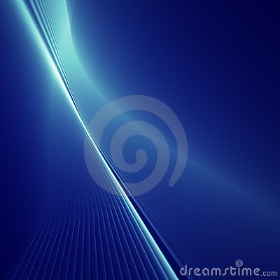Blue abstarct shine background