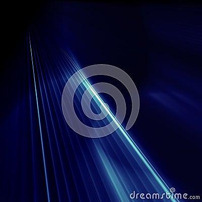 Blue abstarct shine background