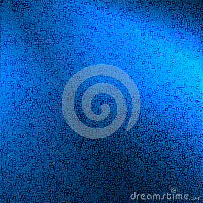 Blue abstract background square lines pattern