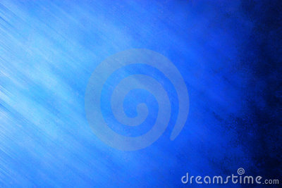 Blue Abstract Gradated Background