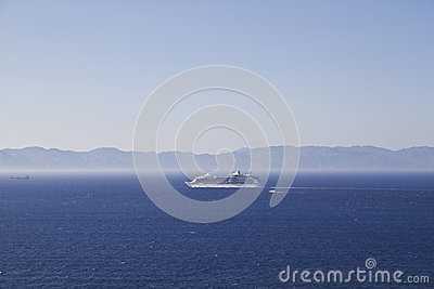 Blue Aegean Sea