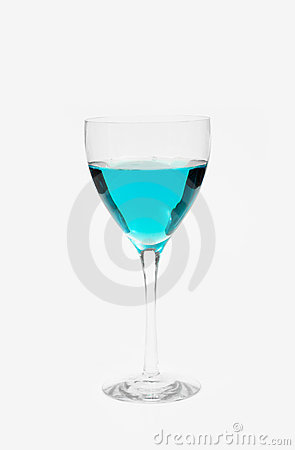 Blue Alcohol