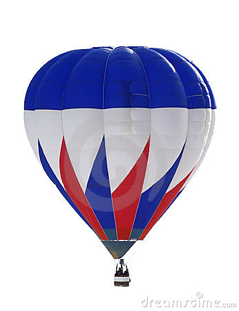 Free Blue And Red Balloon Stock Photography - 1378252