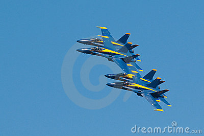 Blue Angel Show