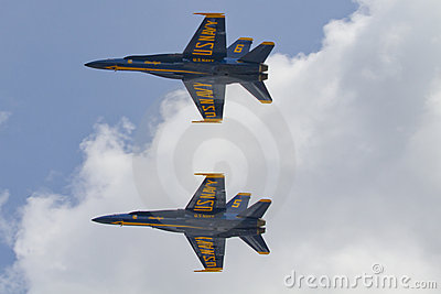Blue Angels Editorial Photography