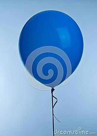Blue ballon