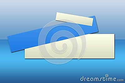 Blue Banner - 1