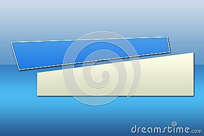 Blue Banner - 2