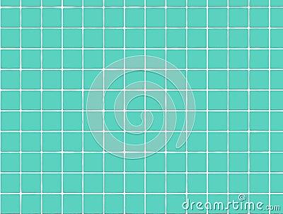 Blue Bath Tile