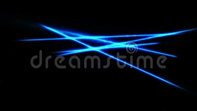 Blue beam loop animation  Background animation of flowing streaks of light   Repeat, discharge