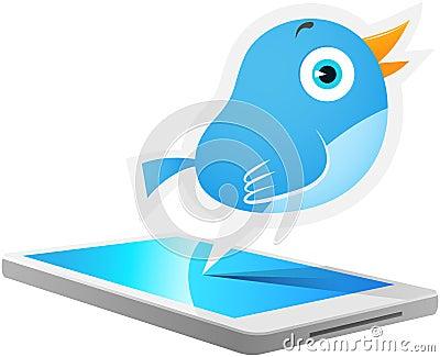Blue Bird Mobile