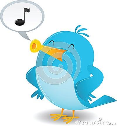 Blue Bird Sing