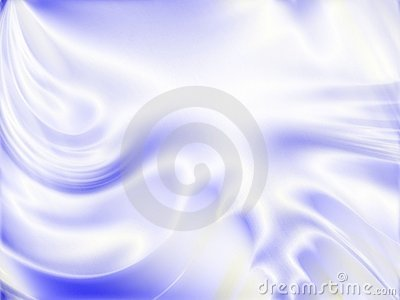 Blue Blends Abstract Background
