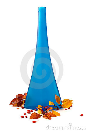 Free Blue Bottle Stock Photos - 11466773