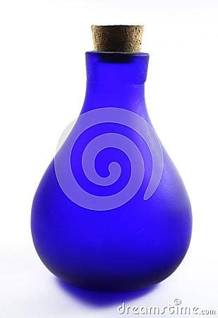 Free Blue Bottle Stock Photos - 2099733