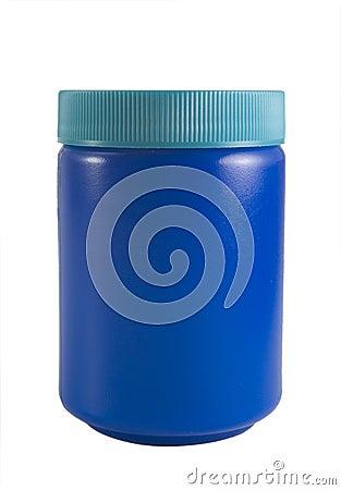 Free Blue Bottle Stock Photo - 2113660