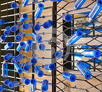 Free Blue Bottles Stock Images - 23468034