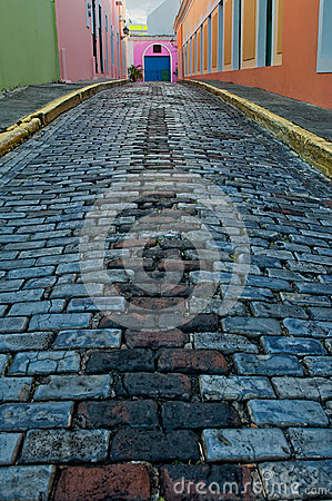 Blue Brick Road