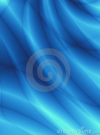 Blue card background