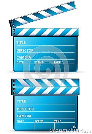 Blue clapboard