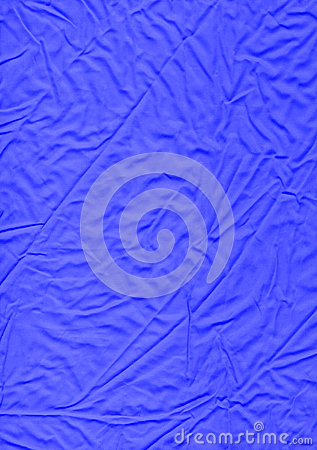 Blue Cloth - Linen Fabric Material Texture