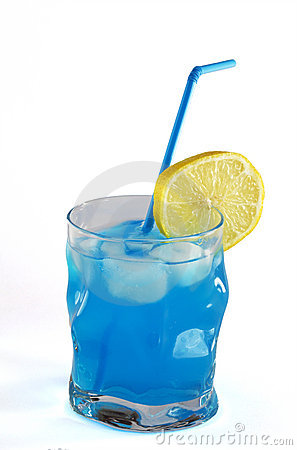 Blue Cocktail Stock Photo - Image: 16784560