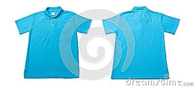 Blue color Polo Shirt