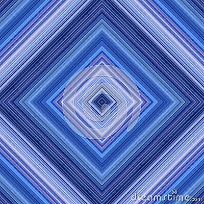 Blue color squares background.