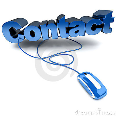 Blue contact online