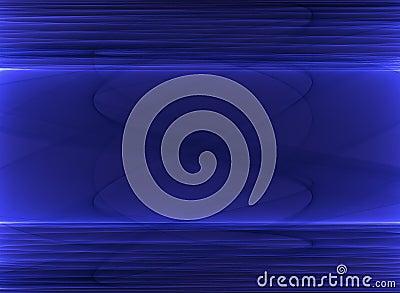 Blue Copyspace