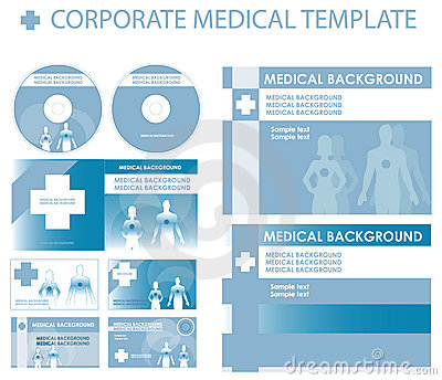 Blue Corporate medical presentation