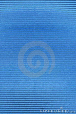 Free Blue Corrugated Color Paper Royalty Free Stock Photo - 6231565