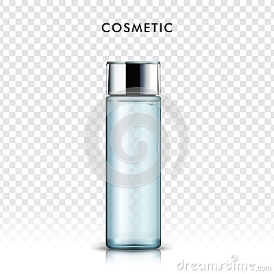 Free Blue Cosmetic Bottle Royalty Free Stock Photo - 86706635