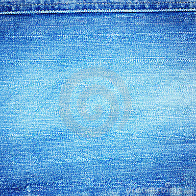 Free Blue Denim Background Stock Photos - 12559793