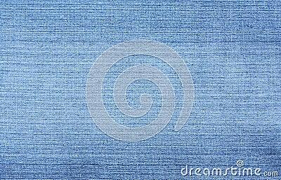Blue Denim Textured Background