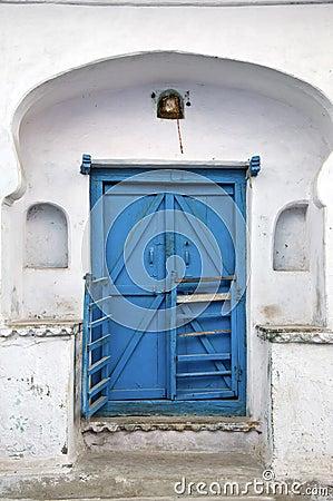 Blue Door, India