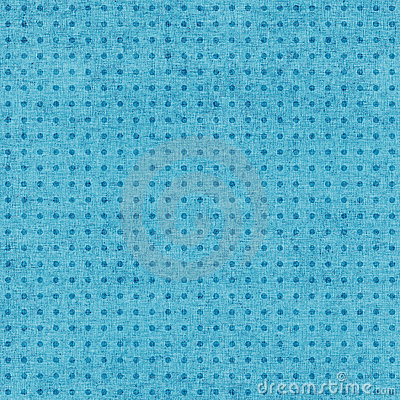 Blue doted background
