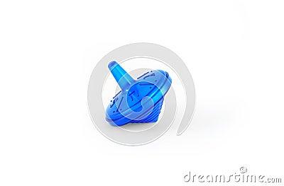 Blue Dreidel
