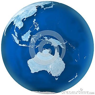 Blue Earth Australia