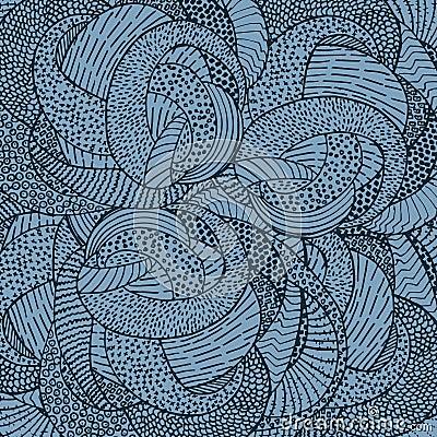 Blue elegant texture