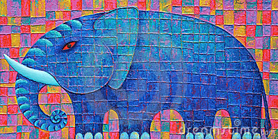 Blue Elephant 2008