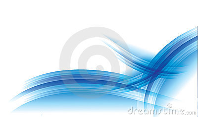 Blue energy background