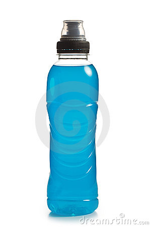 Free Blue Energy Drink Stock Photos - 17234353