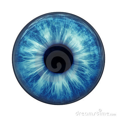 Free Blue Eye Royalty Free Stock Photo - 18507525