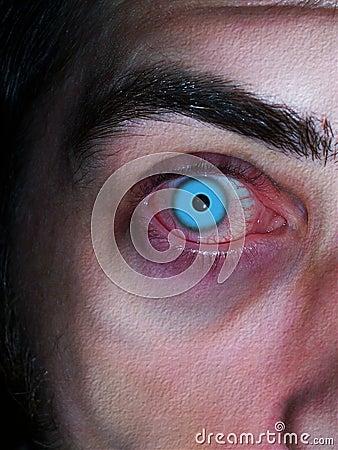 Blue-eyed Vampire