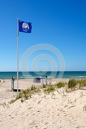 Blue Flag beach