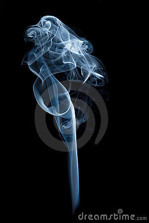 Blue Fragrance Smoke
