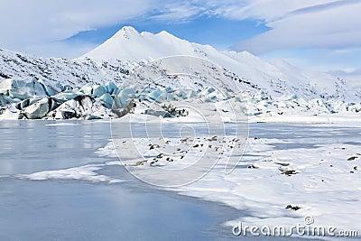 Blue Glacier, White Mountain